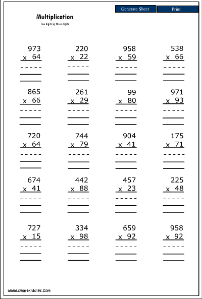 math worksheet : worksheets long multiplication images : Extended Multiplication Worksheets