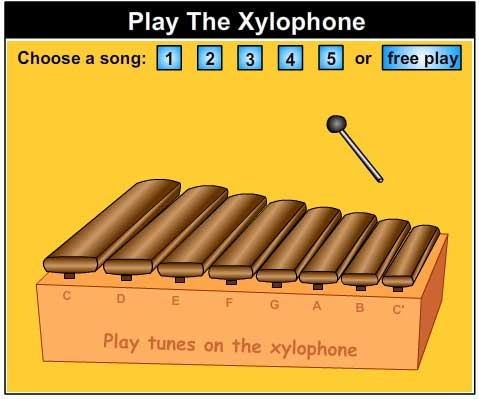 Play The Xylophone