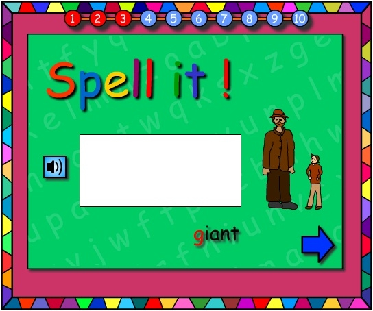 What's The Trick? -Let's Spell It