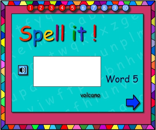 Tricky Words -Let's Spell It