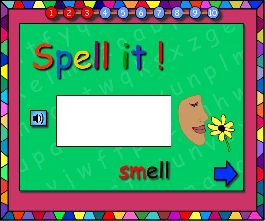 Smelly Slugs -Let's Spell It