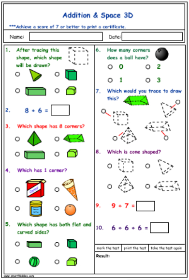 Space 3D Problem Solving