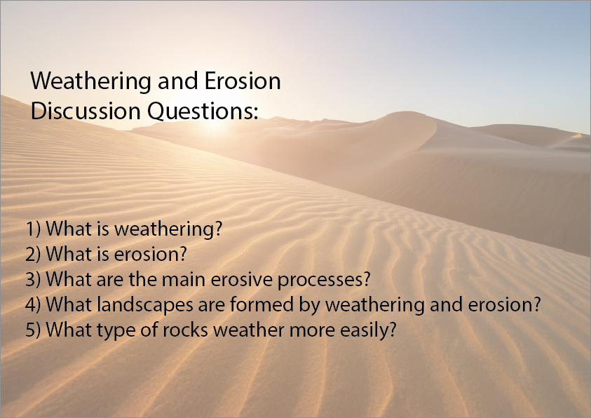science and erosion of human values Humans said have huge impact on erosion the speeds and differences under which natural and human-related erosion for science video utah.