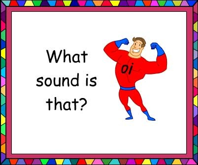 What Sound Is That? oi and oy