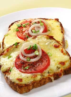 Toasted Cheesy Melts