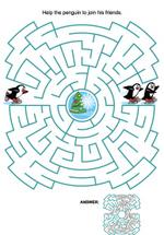 Penguin Maze