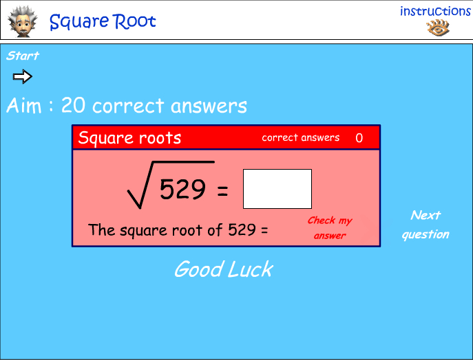Square root
