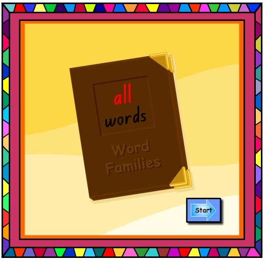 all Word Family - Studyladder Interactive Learning Games
