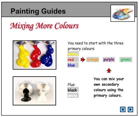 Mixing Colours 2