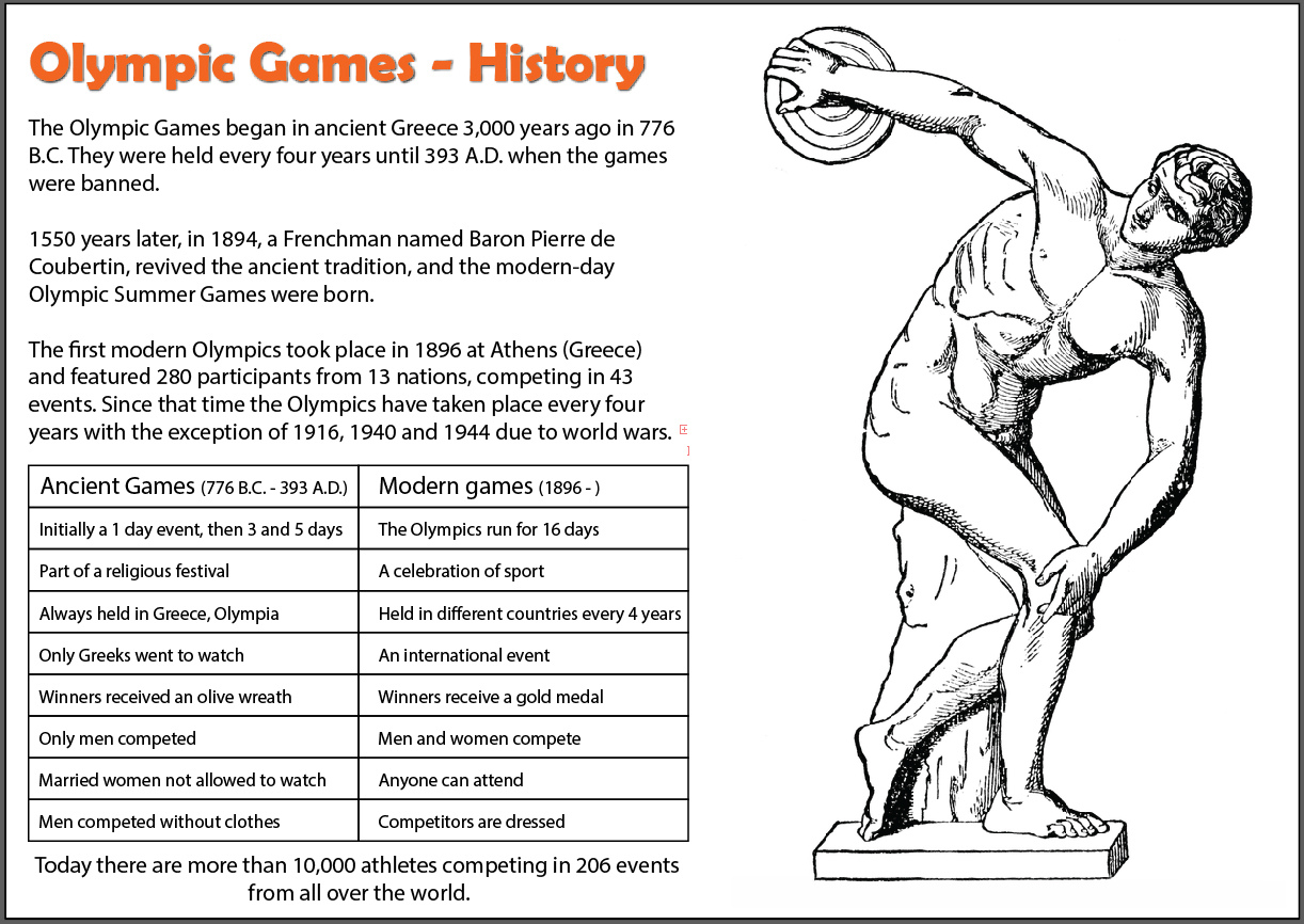 172d8e1985f8 Olympics - History - Studyladder Interactive Learning Games