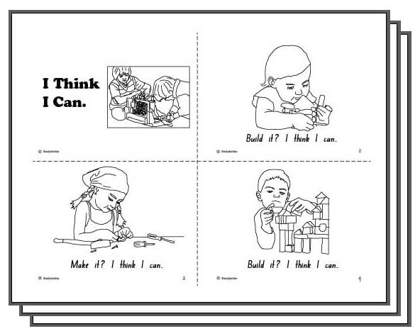 i think i can -student booklet