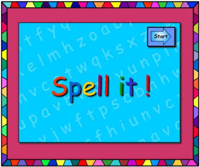 ay - Let's Spell It