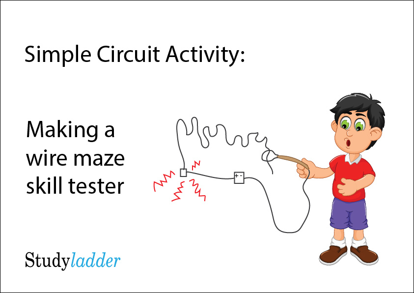 Simple Circuits: Making a skill tester game, Theme Based Learning ...