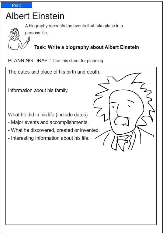 albert einstein skills interactive