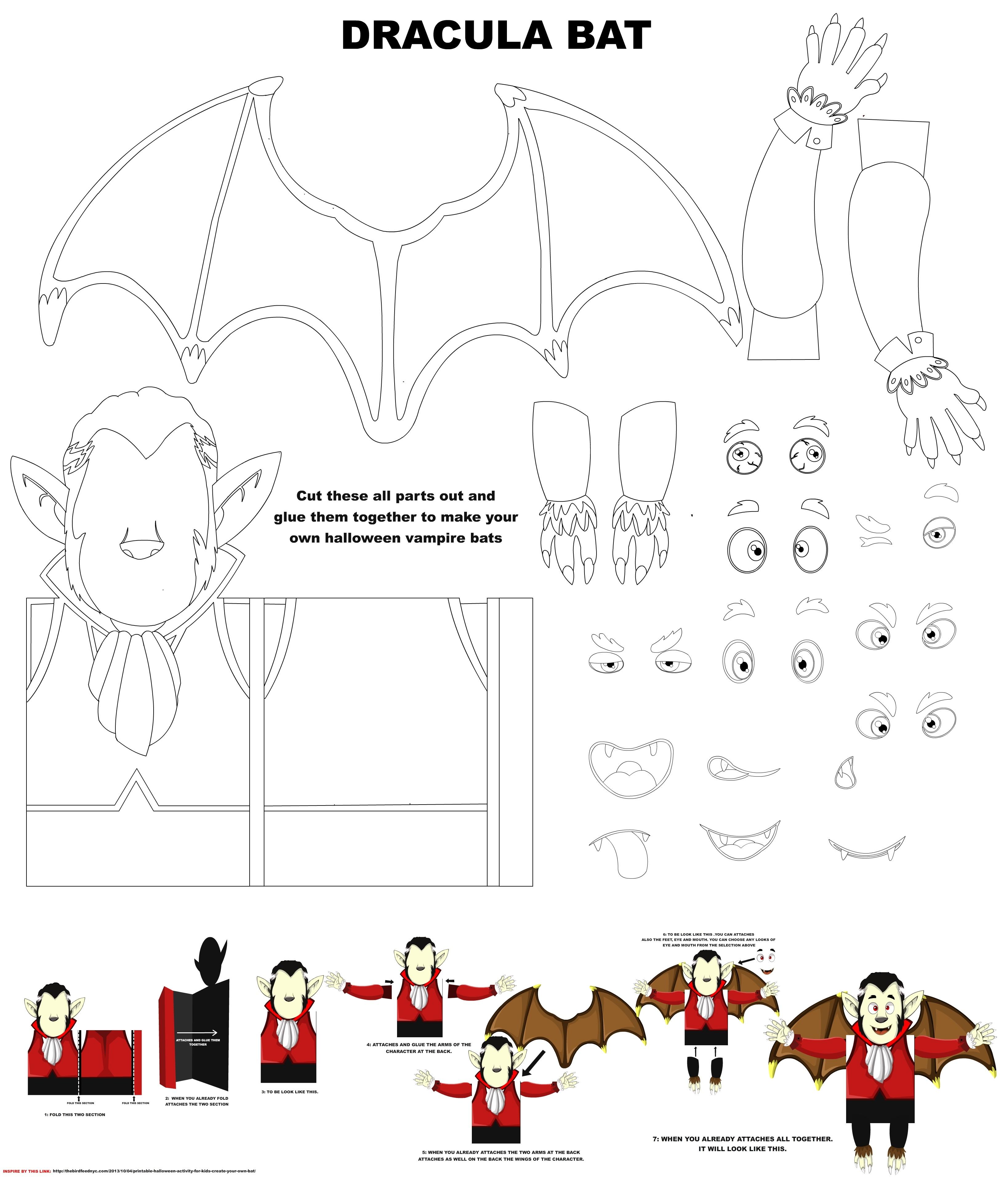 Dracula Bat (plain) - Studyladder Interactive Learning Games