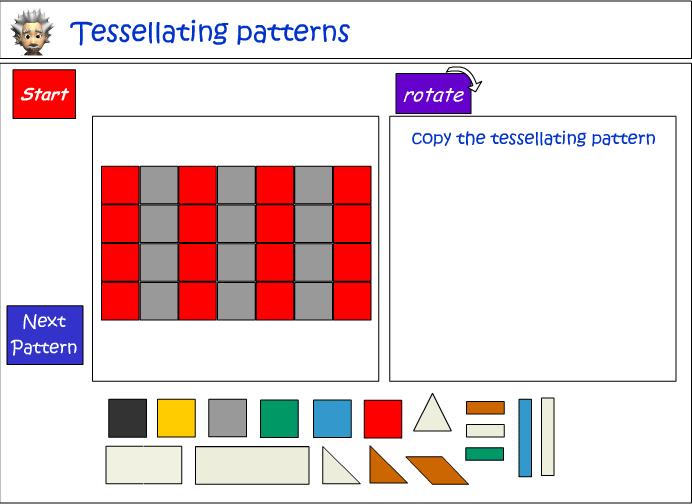 Tessellating