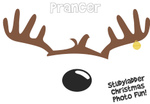 Photo Booth Prancer (1 page)