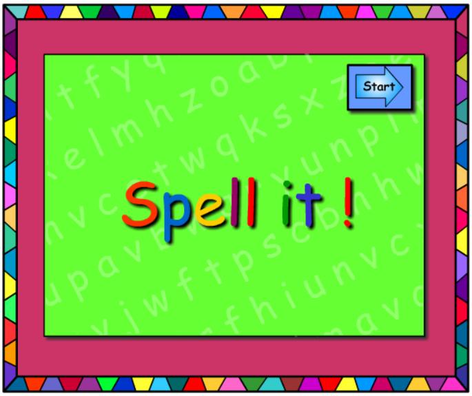 oa -Let's Spell It
