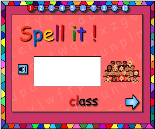Clever Blocks -Let's Spell It