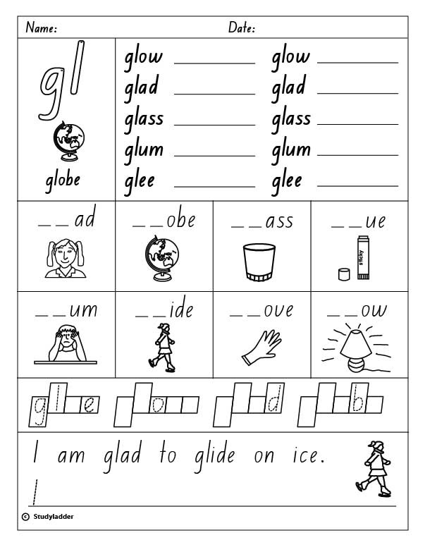 Gl Worksheets Dawaydabrowa