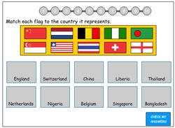 Flags Match 2