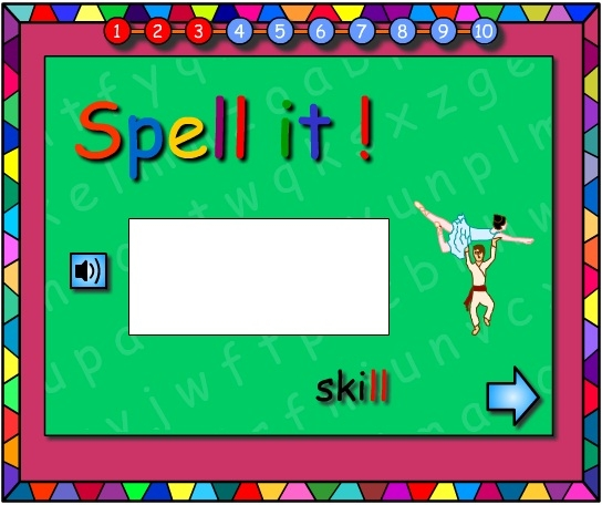 Revision -Let's Spell It