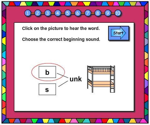 Spell It! -unk words