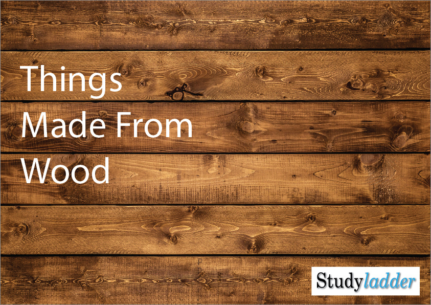 Things Made From Wood 6 Slides Theme Based Learning Skills Online Interactive Activity Lessons