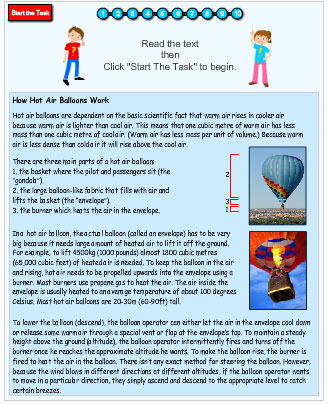 Hot Air Balloons- How They Work