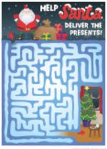 Help Santa Maze