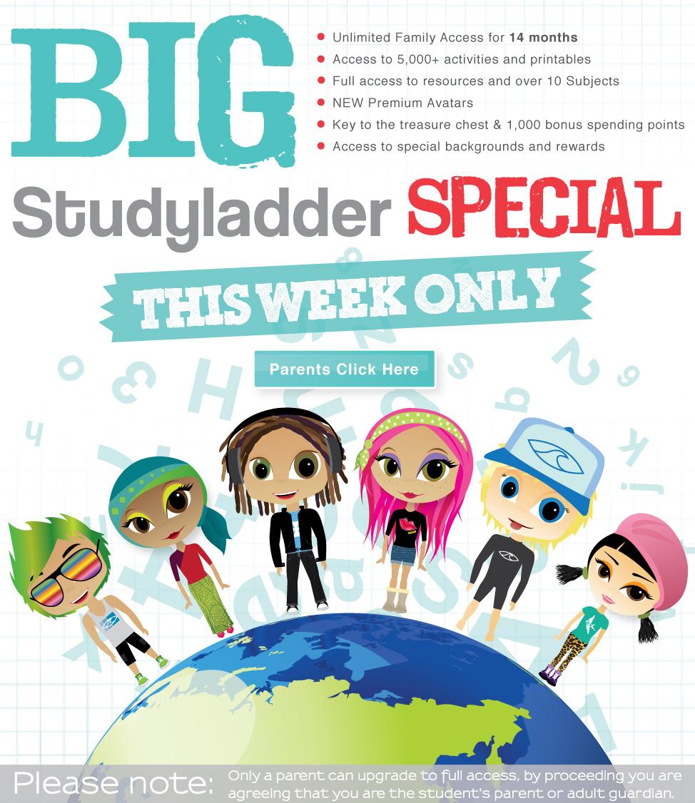 Studyladder, online english literacy u0026 mathematics. Kids activity games, worksheets and lesson ...
