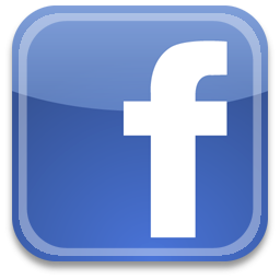 Facebook logo link
