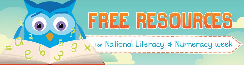 Literacy and Numeracy Week - Studyladder, online educational program.